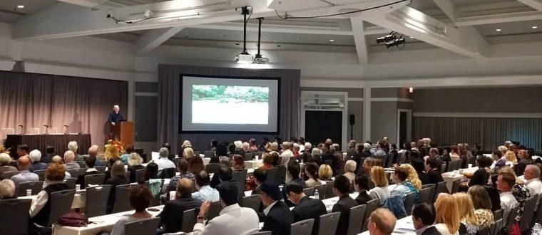 International konference i Portland, USA