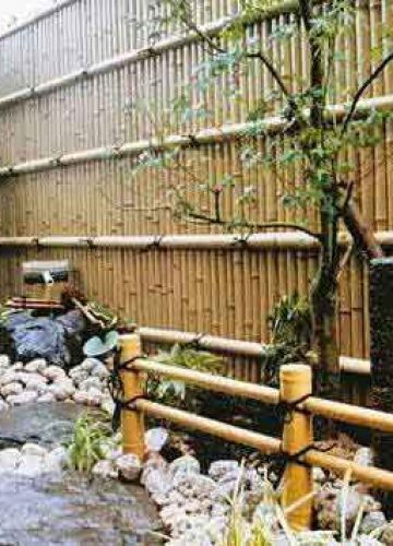 The Bamboo Fences of Japan