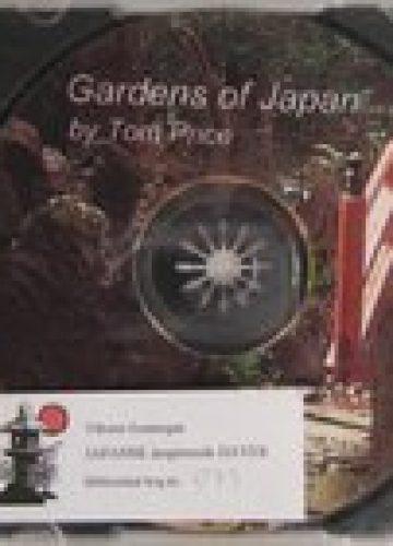 Gardens of Japan – CD rom