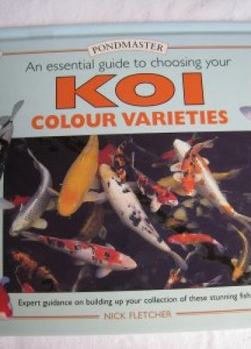 Koi Colour Varieties