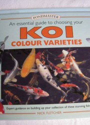 Koi Colour Varieties
