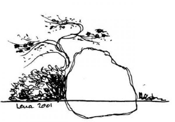 Opsætning af sten
