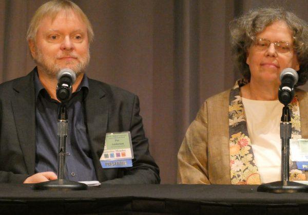 Foreningens foredrag ved den internationale konference i Portland