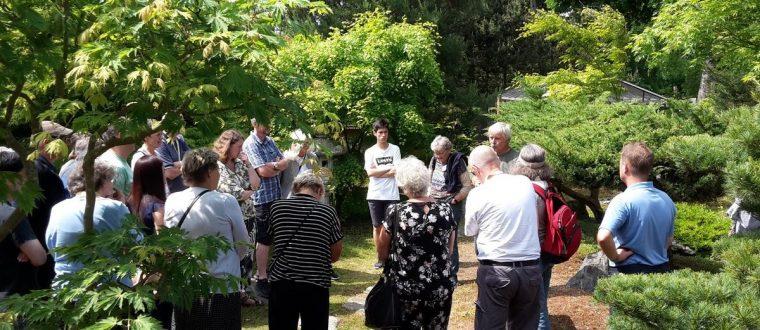 Kursus og workshop i japanske haver den 8-9. september